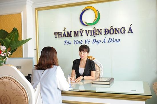 Cơ hội làm đẹp giá 0 đồng tại chi nhánh mới của Đông Á
