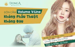 Độn cằm không phẫu thuật Voluma Ultra V-line – Đẹp từng cm (*)