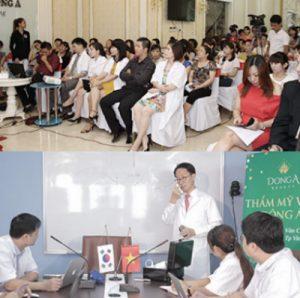 Video tổng quan Thẩm mỹ viện Đông Á